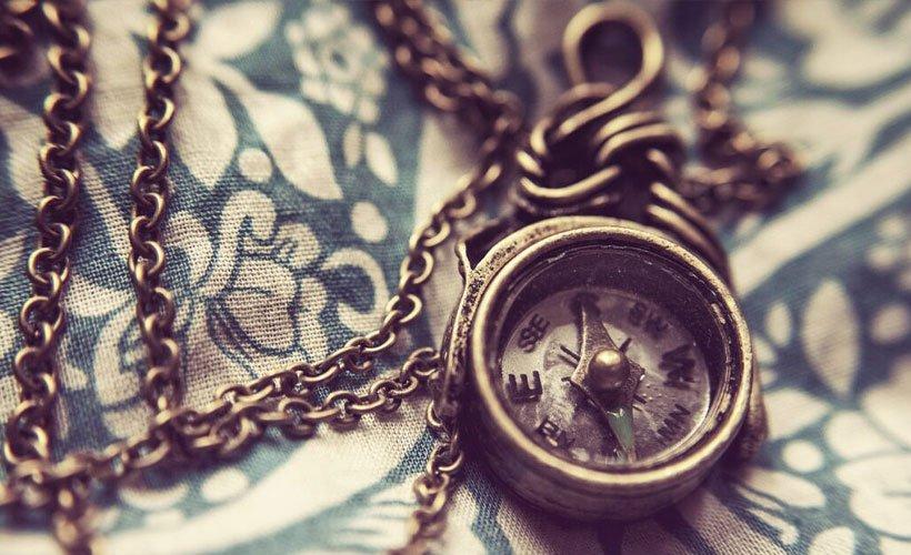 Kompass für Singles